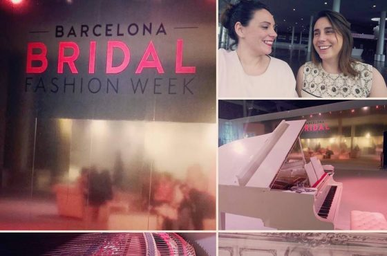 En la Barcelona Bridal Fashion Week